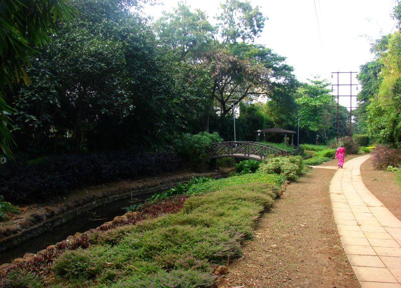 Nullah Parks Pune