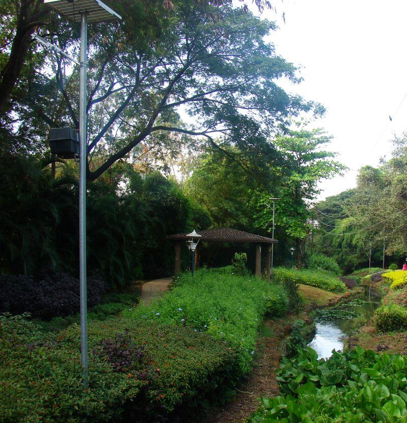 Green Innovation Nullah Parks Pune