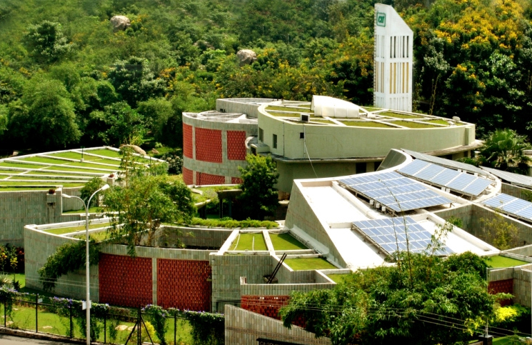 Green Buildings in India Cii