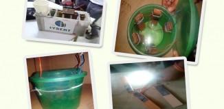 Eco-friendly Batteries