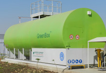 large scale Biogas India