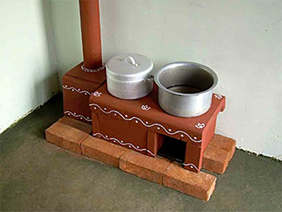Low Cost Stoves in India - Philips Low Smoke Chulha