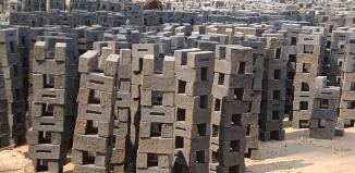 Innovative Building Materials Rice Husk Ash brick