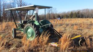 Solar Mowers & Tractors