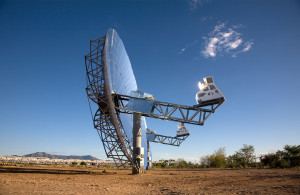 Solar Dish Stirling