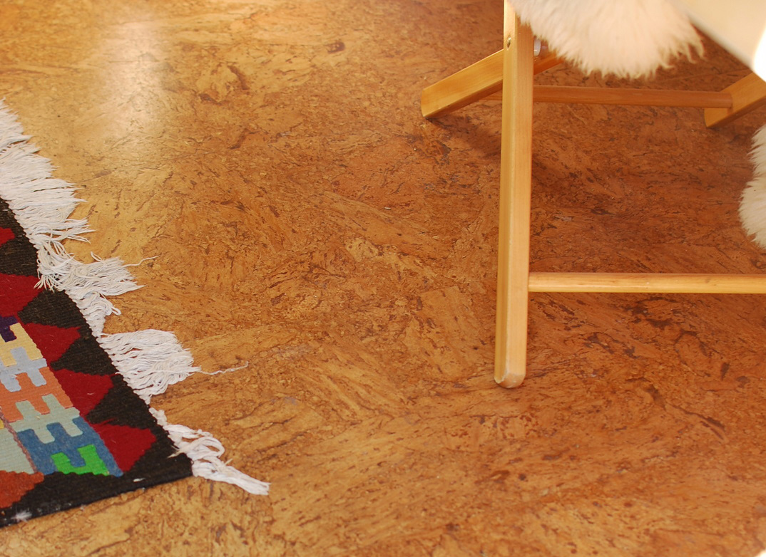 Eco Flooring : Cork