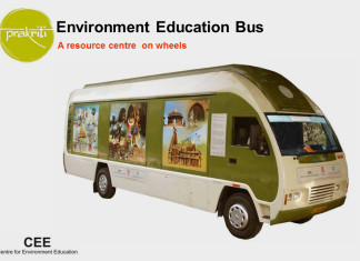 CEE's-Prakriti-Environment-Education-Bus-1