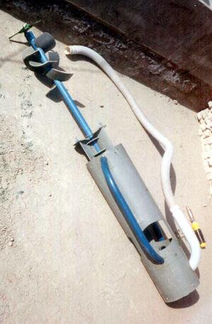 Imli Toshi Water lifting vane pump- the HYDRO-GEN