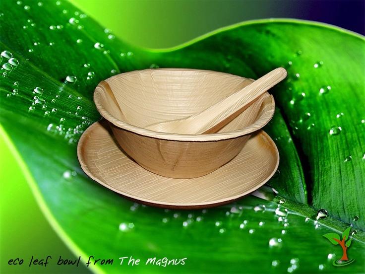 Eco-leaf-plate