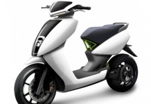 Ather-Electric-Vehicle