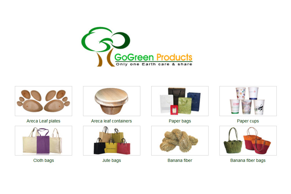 Gogreenproducts