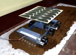 Jaykumar-Vaidya-Agri-Robot