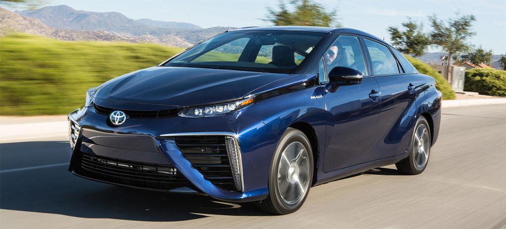 The-Hydrogen-Toyota-Mirai