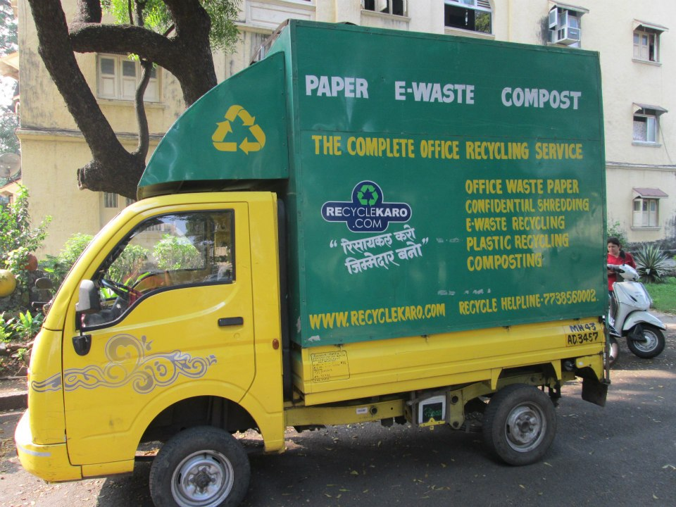 Evergreen Recyclekaro (I) Pvt. Ltd.