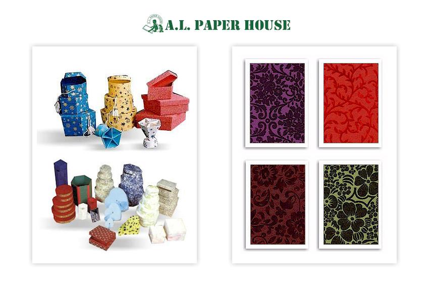 A.L. Paper House