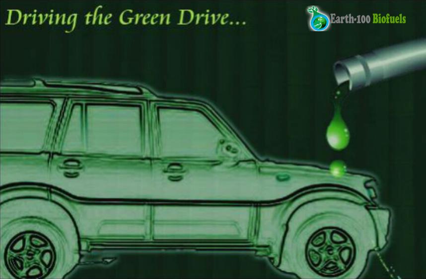 Earth-100 Biofuels
