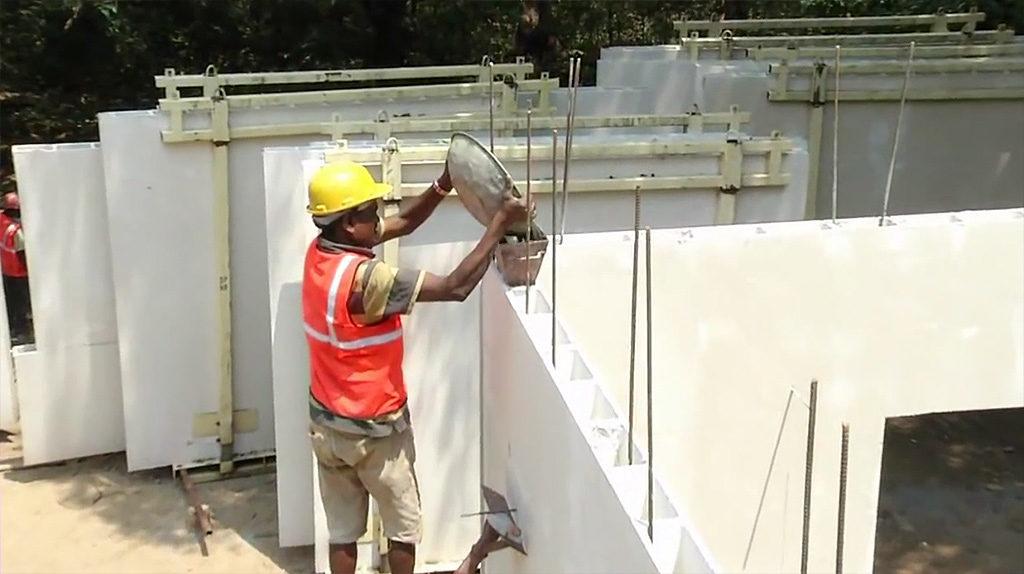 IITM-GFRG Eco-Friendly-Low-Cost-Houses