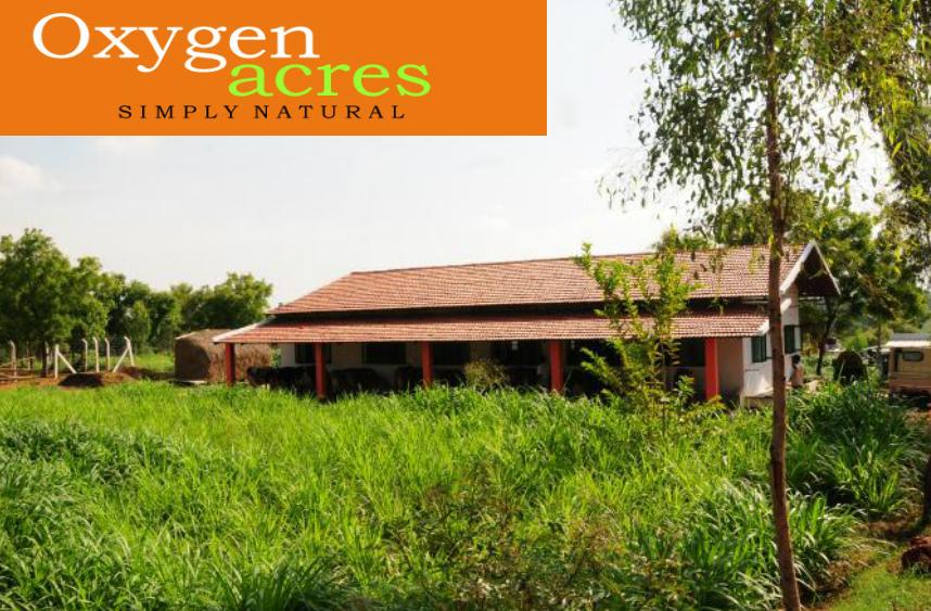 Oxygen Acres - Organic Farm