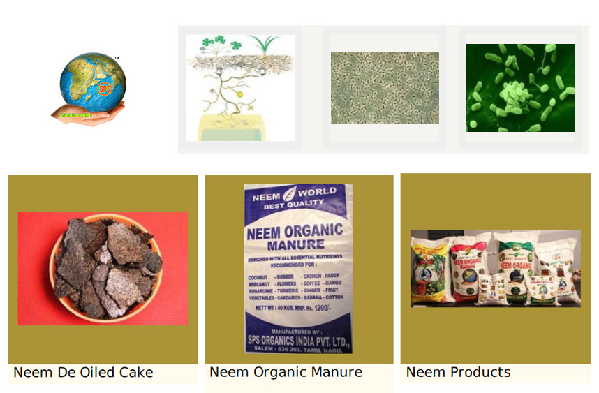 Sps Organics India Private Limited