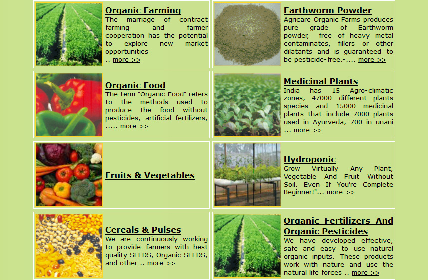 Agricare Organic Farms
