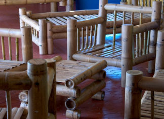 Bamboo-furnitures