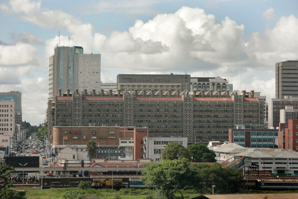 Eastgate Centre, Harare, Zimbabwe