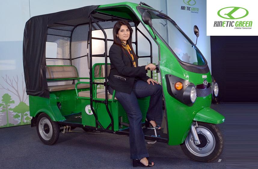 Kinetic Green Energy & Power Solutions Ltd.