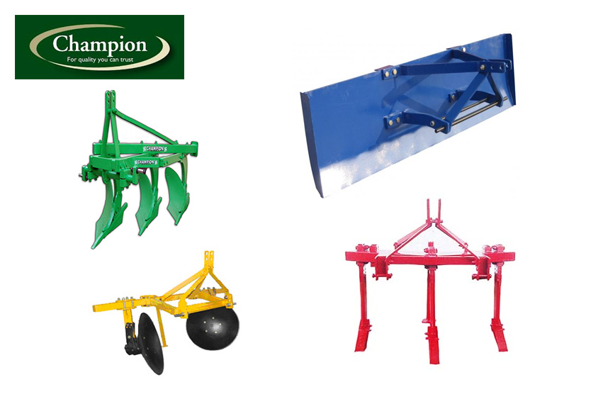 Champion : Agriculture Implements
