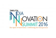 CII's Twelfth India Innovation Summit on 28-29 July 2016 in Bangalore