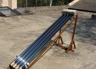 Solar-water-filter
