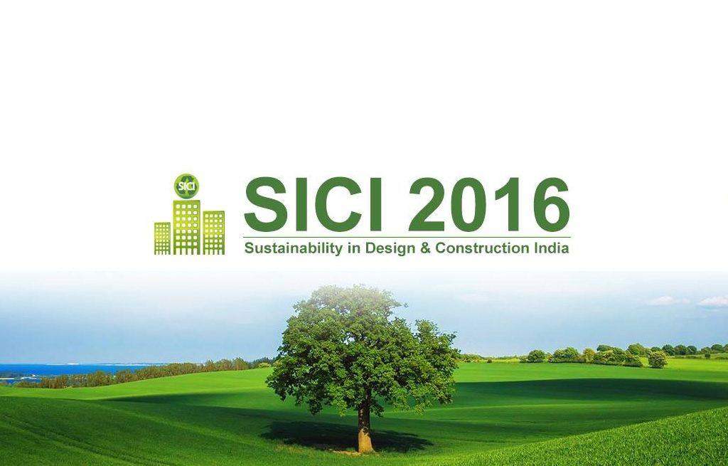 Eco News India 7th Conference on Sustainability in Design & Construction at Bengaluru