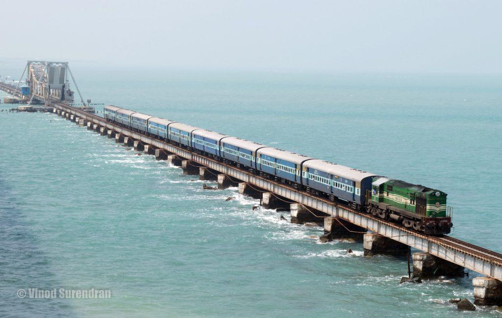 Eco-News-India-First-Green-Railway-Corridor-on-the-Rameshwaram-Manamadurai-Route