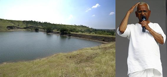 Rainwater Harvesting in India Anna-Hazare