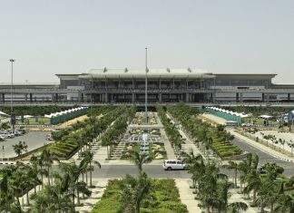GMR Hyderabad International Airport has got the Centre for Asia Pacific Aviation Chairman's Order of Merit for its efforts toward environment sustainability