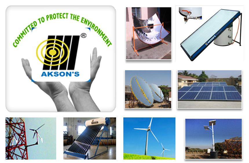Aksons Solar Equipments