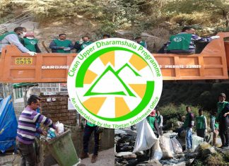 CUDP (Clean Up Dharamshala Programme)