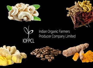 INDIAN ORGANIC FARMERS PRODUCER COMPANY LTD