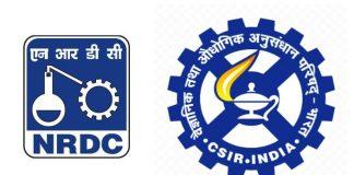NRDC-CSIR-MoA
