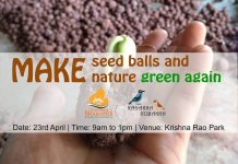 Uttishta Bharatha-Seedball
