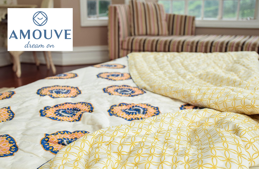 Amouve - Organic Bedding
