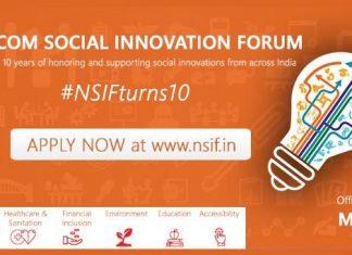 NASSCOM Social Innovation Forum