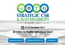 Strategic CSR & Sustainability Summit