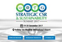 Strategic CSR & Sustainability Summit