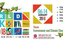 Delhi World Book Fair 2018
