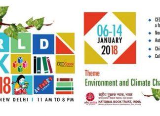 Delhi World Book Fair 2018