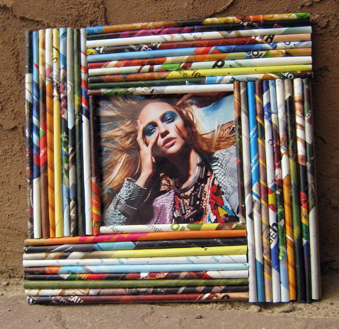 Paper-Photo-Frames