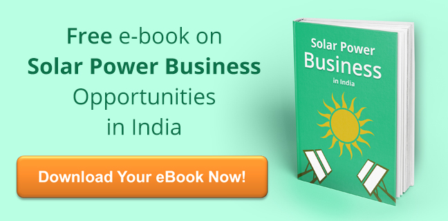 Solar Power Business Opportunities in India